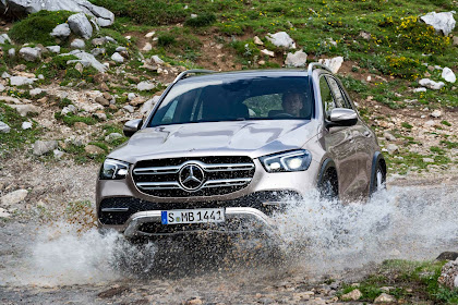 Mercedes Benz 2020 GLE SUV Review, Specs, Price