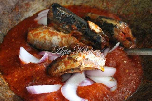Sambal Tumis Ikan Sardin Mackerel