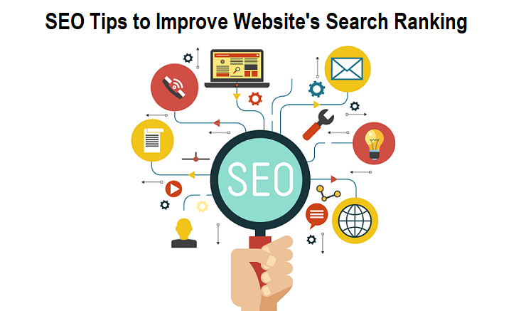 SEO Tips to Improve Website's Search Ranking