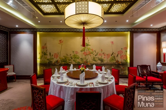 Red Jade Restaurant at The Manila Hotel