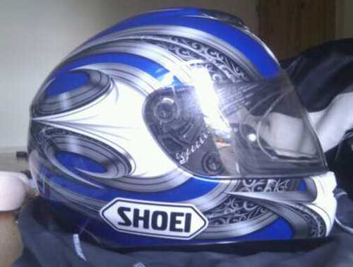 used shoei raid 2 helmet nuevo design. Black Bedroom Furniture Sets. Home Design Ideas