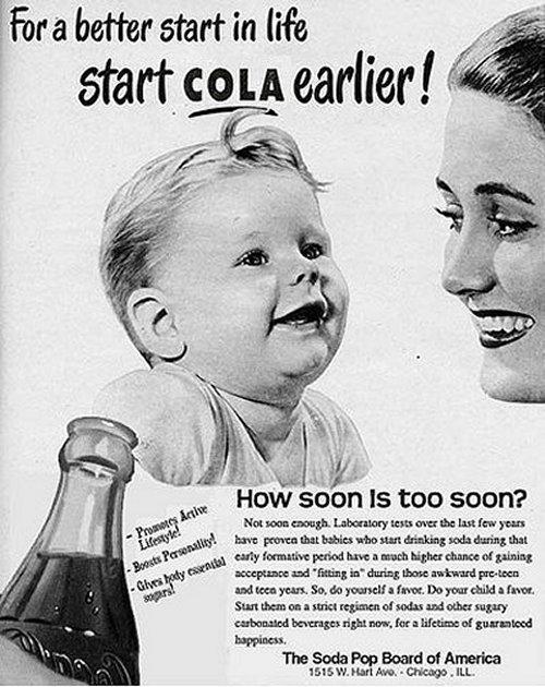 Start Cola Earlier