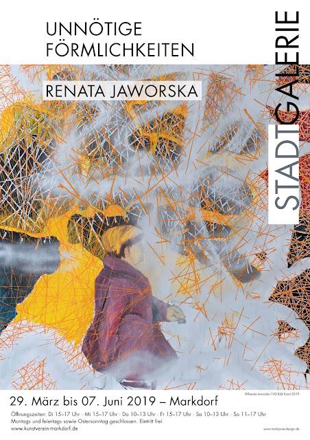 Kunstverein, Renata Jaworska, Stadtgalerie