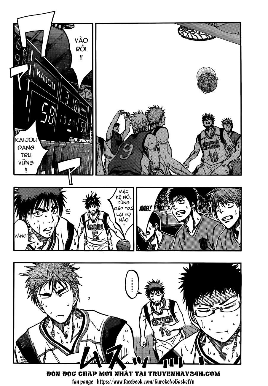 Kuroko No Basket chap 194 trang 8