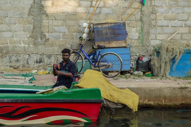 Hamilton Canal Negombo