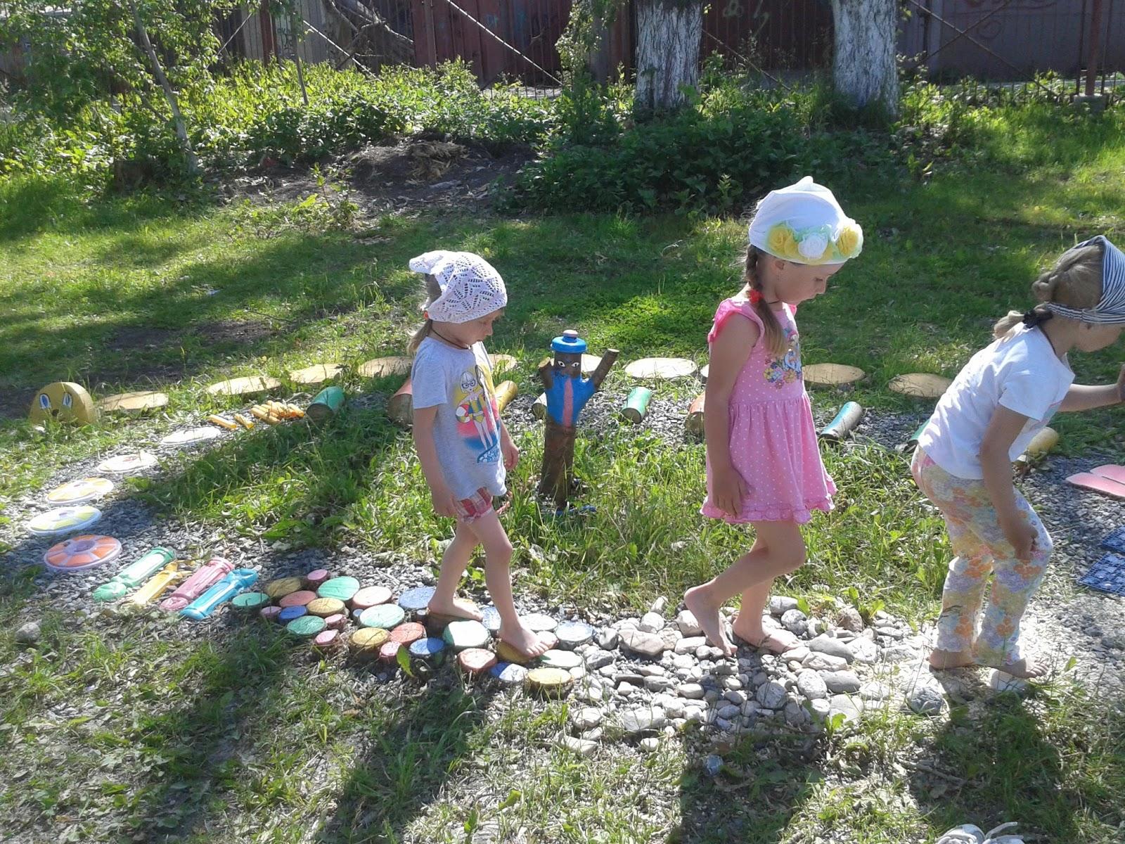 основы здорового образа жизни дошкольников