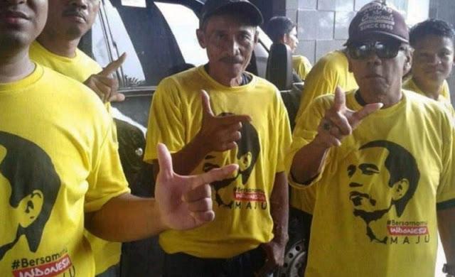 Seandainya Pilpres Digelar Hari Ini, Jokowi Kalah Telak di Makassar