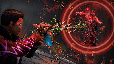 Saints Row Gat Out Of Hell PC Game