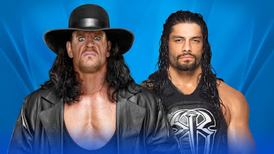The Undertaker vs Roman Reigns