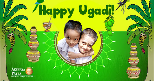 Make a Gift of Wholesome Meals for Children this Ugadi!