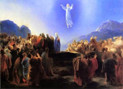 Ascensão de Cristo