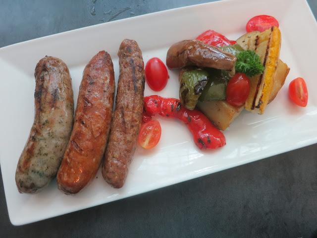 Sausages Platter