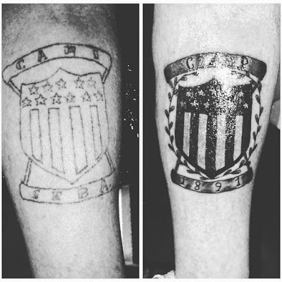 Escudo cover up