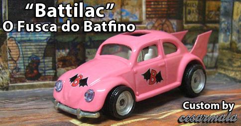 Cesarmala Minis E Customs Batillac O Fusca Do Batfino