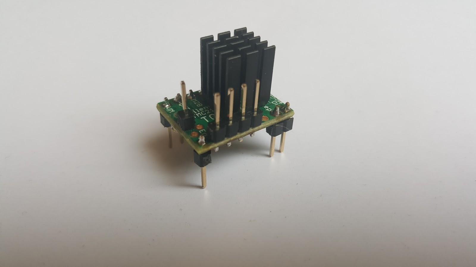 3D Druckerei: TMC2130 Steppertreiber in Marlin integrieren