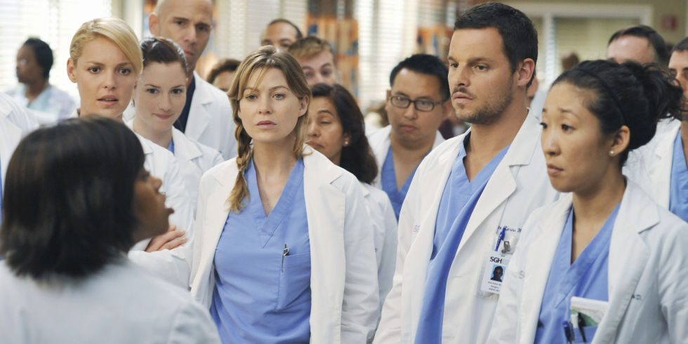 10 Frases De Greys Anatomy Tv Spoiler Alert