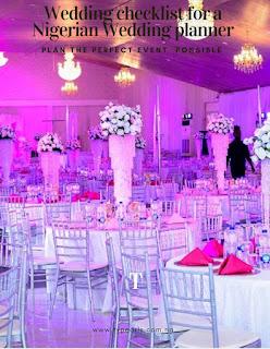 10 factors A nigerian wedding planner should consider to plan a Budget wedding