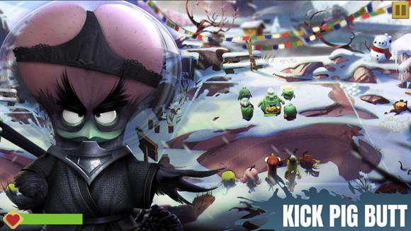 Angry Birds Evolution Mod Apk God Mode Damage Terbaru