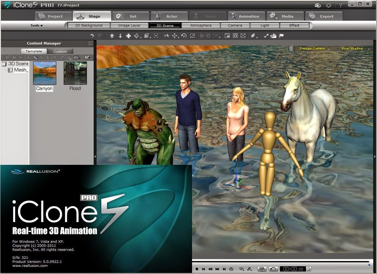 iclone 3d review