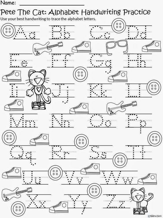 Caroline TEFL Journey: 22種字母卡列印資源整理 Alphabet Printables