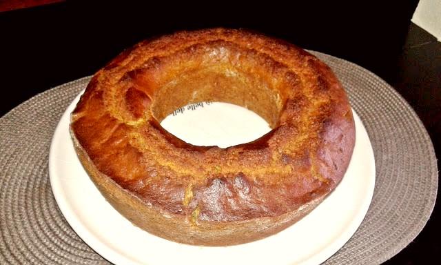 рецепт пісного пирога кекса