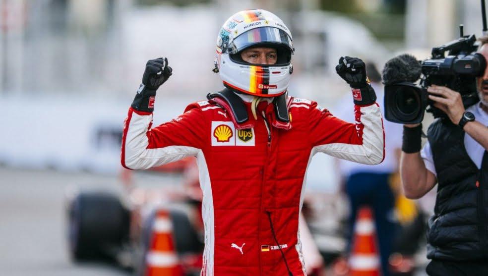 GP Azerbaigian F1 2018 Streaming: info PARTENZA GARA #BakuGP in Diretta Sky, Forza Ferrari!