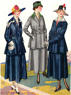 fashion coat illustration vintage clothes image clipart digital