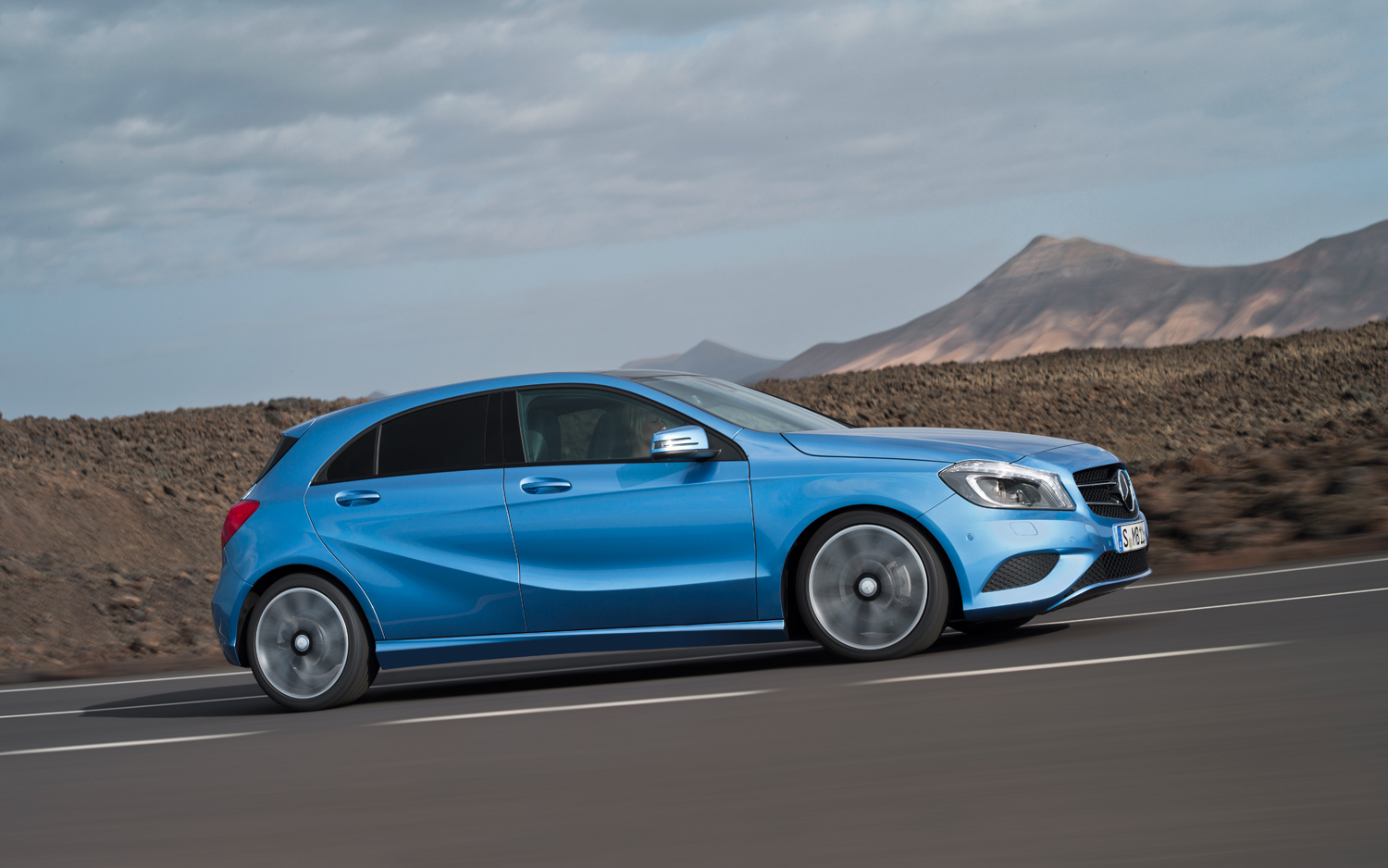 2013 mercedes benz a class new cars reviews for All new mercedes benz