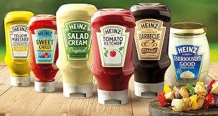 Heinz sauces