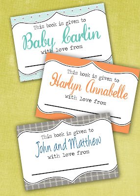 What do you write in a baby shower book
