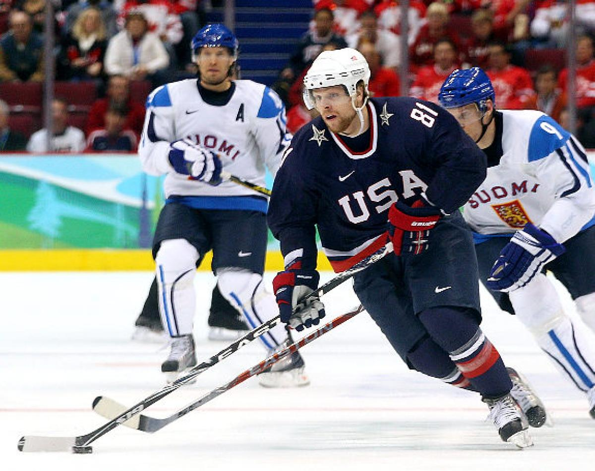 Phil Kessel Burns USA Hockey, Wins World Cup, Twitter ...