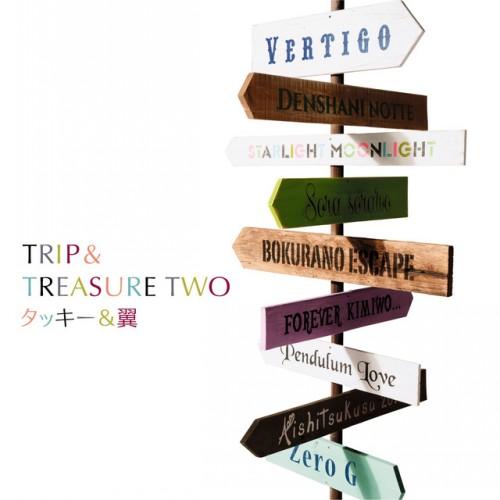 [Album] タッキー&翼 – TRIP&TREASURE TWO (2015.12.02/MP3/RAR)