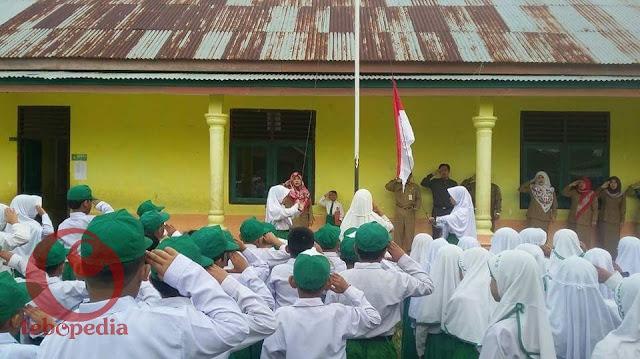 MI Tarbiyah Islamiyah Simpang V Tebo Siapkan Lahan Menuju Negeri