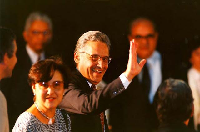 Presidência da República, Fernando Henrique Cardoso,