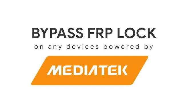 Cara ByPass FRP Lock Semua MediaTek Menggunakan SP Flash Tool