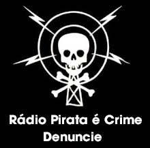 Resultado de imagem para radio pirata