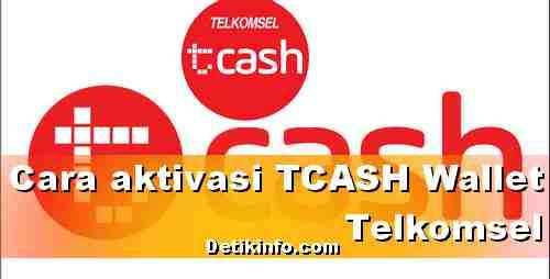 Cara install dan aktivasi TCASH WALLET Telkomsel
