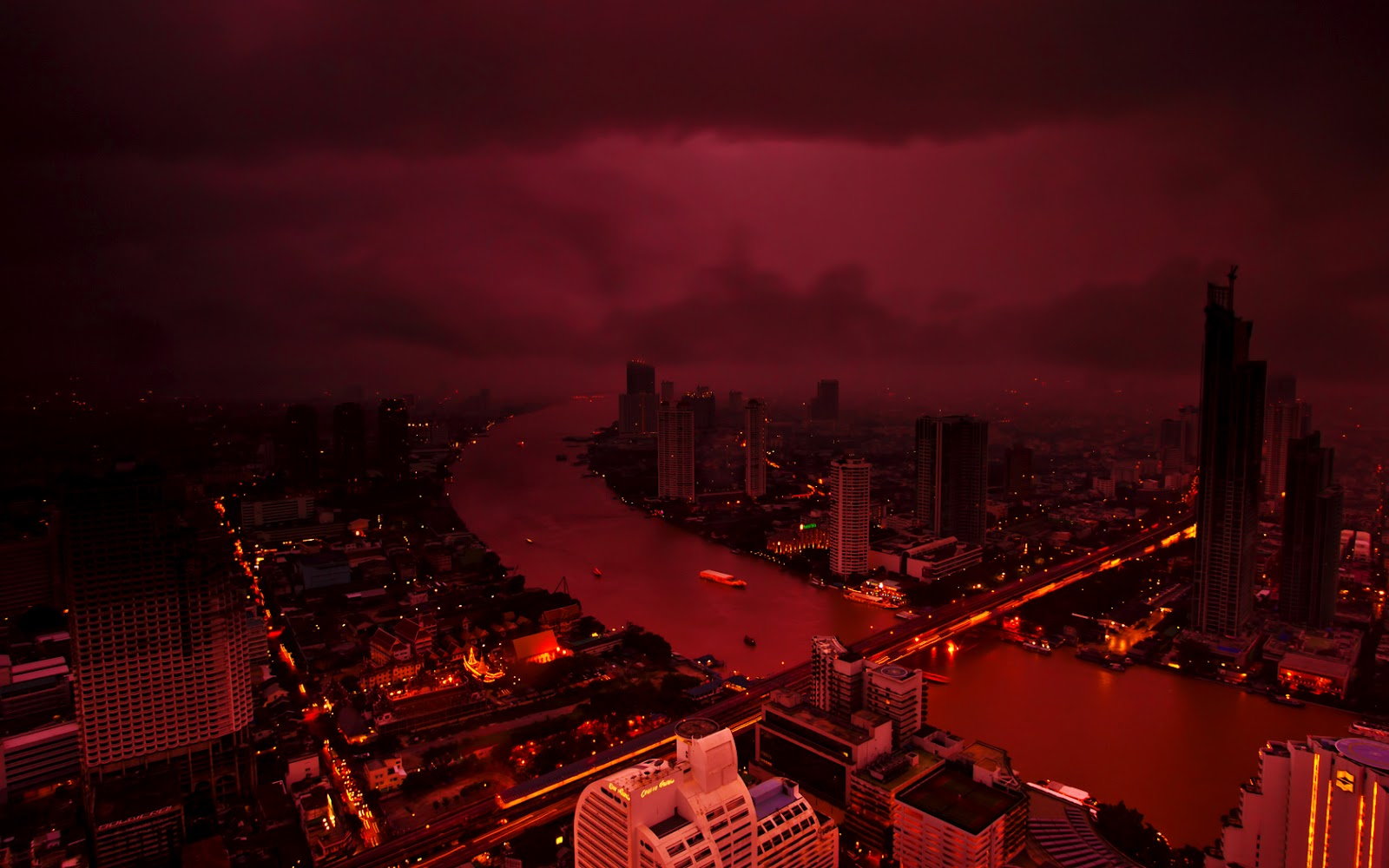 Bangkok Cityscapes Photograpy HD Wallpapers| HD Wallpapers ,Backgrounds ,Photos ,Pictures, Image ,PC
