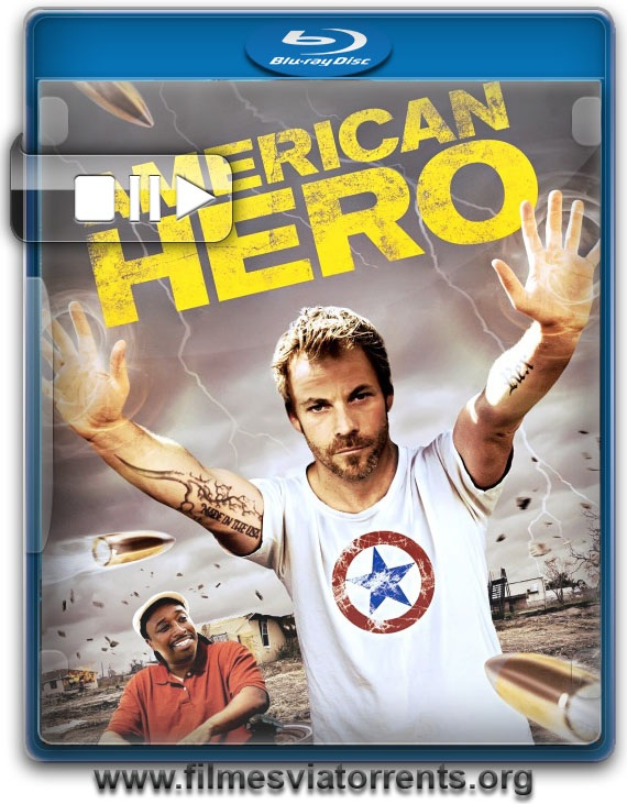 American Hero Torrent – WEB-DL 1080p Legendado (2015)
