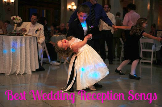 Celebrations: The Best Wedding Reception Songs