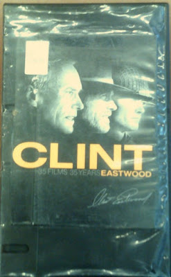 Clint Eastwood 35 films, 35 years
