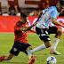 Independiente apenas pudo empatar con Atlético Rafaela en Avellaneda