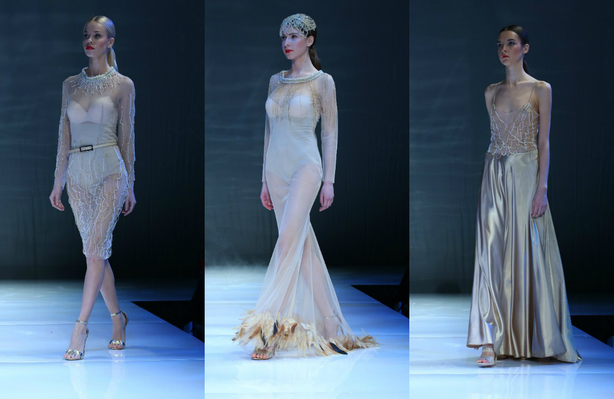 ALEKSANDAR DADO JOVANOVIC SPBFW St.Peterburg fashion week