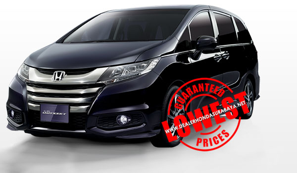 Promo Cicilan Kredit Honda Odyssey Surabaya