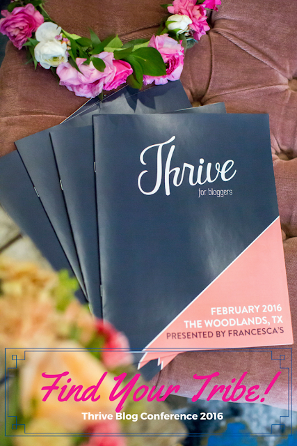 Thrive Blog Conference 2016