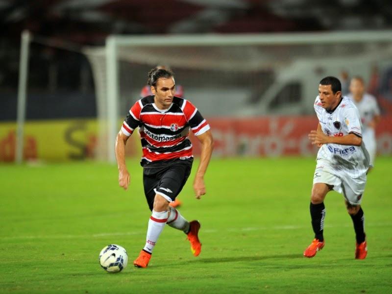 b5da7025fa O Santa Cruz voltará a reencontrar a torcida no Estádio do Arruda