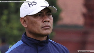 Herrie Setyawan Pelatih Sementara Persib Bandung