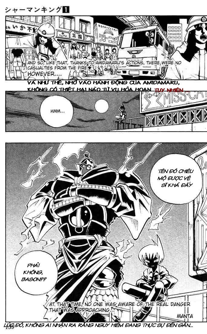Shaman King [Vua pháp thuật] chap 5 trang 19