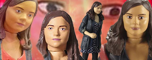 The Many Faces of Clara Oswald