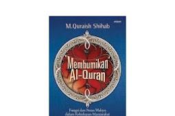 Jurnal tentang Membumikan Al-Quran